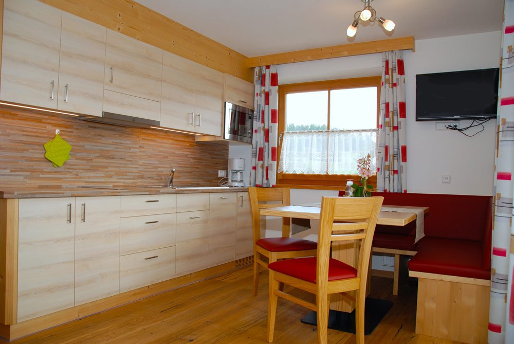 I nostri appartamenti per le vacanze in Val Badia